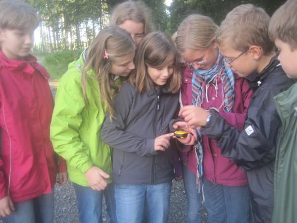 GPS Kindergeburtstag in Höxter