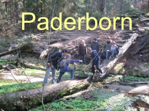 Paderborn: GPS Team Rallye Kindergeburtstag