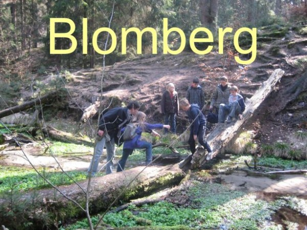 Blomberg: GPS Team Rallye Kindergeburtstag