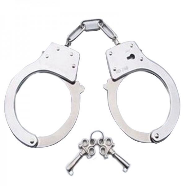 Handschellen aus Stahl