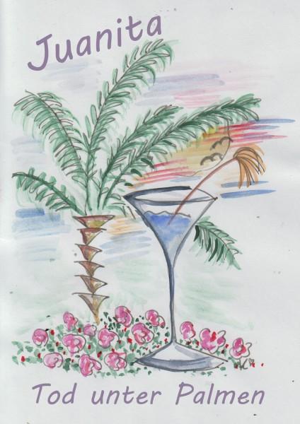 "Krimispiel ""Juanita - Tod unter Palmen"""
