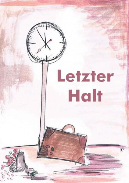 "Krimispieldinner 24.02.2018: ""Letzter Halt"" im Tender Lügde - Gruppenkartee-"