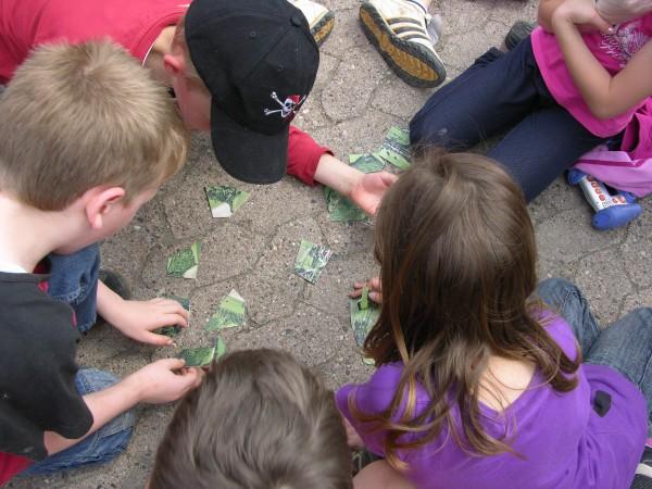 GPS Kindergeburtstag in Blomberg