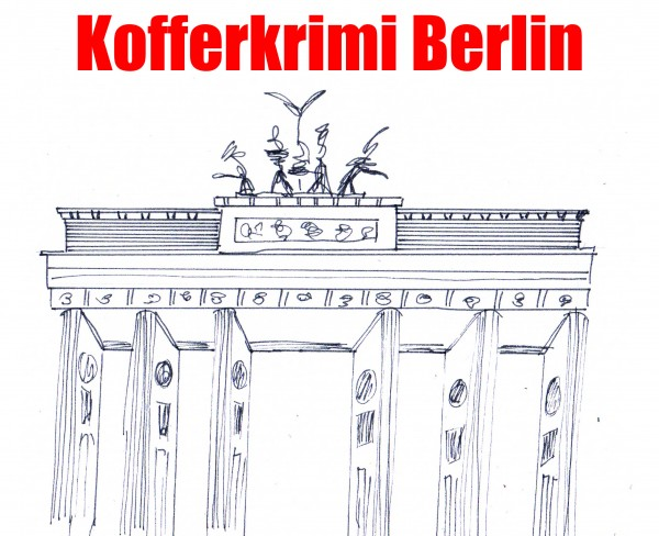 Kofferkrimi Berlin
