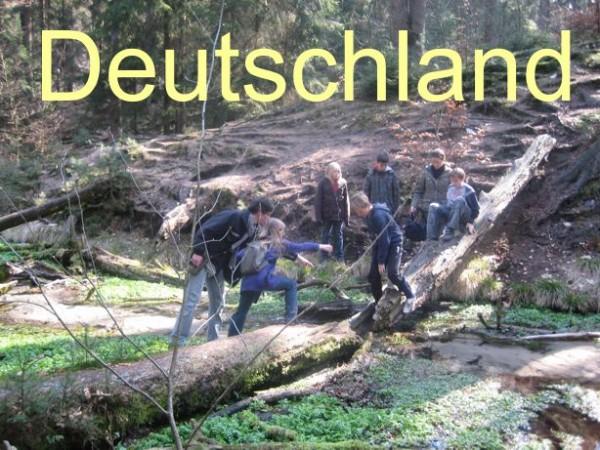 Deutschlandweit: GPS Team Rallye Kindergeburtstag incl. Materialleihe